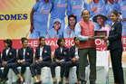 खेल मंत्री ने किया महिला क्रिकेट टीम का सम्मान, हर खिलाड़ी को मिला ये इनाम