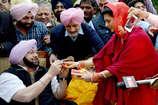 पंजाब में कांग्रेस की बहुमत के साथ सत्ता में वापसी