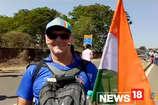 जब बीच सड़क पर जोर-जोर से 'इंडिया, इंडिया...' चिल्लाने लगा ऑस्ट्रेलियन फैन