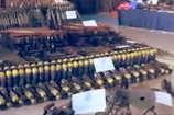 स्पेन में मिला हथियारों का इतना बड़ा जखीरा कि खड़ी हो सकती थी अलग फौज!