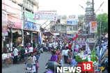 VIDEO: इलाहाबाद- ईद की तैयारी में जुटे लोग, रोशन हुए बाजार