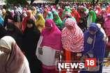 VIDEO: यहां पुरुषों के साथ मुस्लिम महिलाएं भी अता करती हैं ईद की नमाज