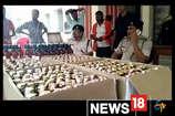 कैमूर में नहीं थम रहा शराब का अवैध कारोबार, 227 बोतल के साथ पांच गिरफ्तार