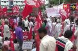 VIDEO : समस्तीपुर में भाकपा का जेल भरो आंदोलन