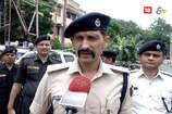 VIDEO: पटना पुलिस को मिली कुख्यात दुर्गेश की कस्टडी