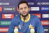 शाहिद अफरीदी चिंतित, क्या होगा पाक क्रिकेट का