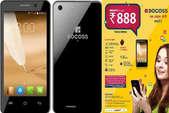 Freedom 251 के बाद आया 888 रुपए में एक और स्मार्ट फोन, फीचर्स ऐसे हैं जो ललचाएंगे!