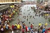 कड़ी सुरक्षा के बीच धार्मिक नगरी उज्जैन में आज से सिंहस्थ कुंभ शुरू