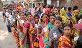 LIVE: कड़ी सुरक्षा के बीच प. बंगाल में पांचवे दौर के लिए मतदान शुरू