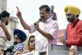 केजरीवाल ने दी पंजाब के मंत्री के गढ़ में ही चुनौती, अकाली दल के नेता को बताया ड्रग्स का कारोबारी