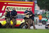 जर्मनीः म्यूनिख में बंदूकधारी के हमले में 9 की मौत, आतंकी ने की आत्महत्या
