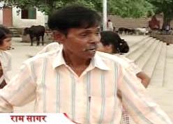 राम की गंगा को बचाने में जुटे रामसागर