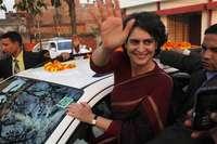 प्रियंका ही होंगी यूपी में कांग्रेस की स्टार प्रचारक, इन 250 सीटों पर नजर!