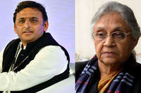 यूपी में गठबंधन हुआ तो अखिलेश होंगे कांग्रेस की पसंद, शीला ने दिए संकेत