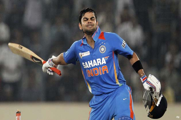 इसके जवाब में बल्लेबाजी करने उतरी भारतीय टीम ने 47.5 ओवर में चार विकेट के नुकसान पर 330 रन बना लिए।
