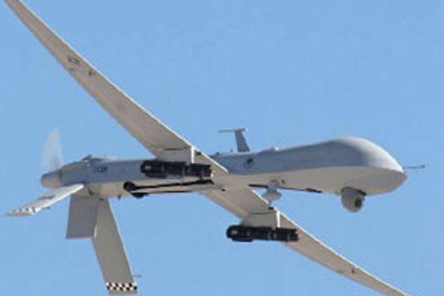 पाकिस्तान में ड्रोन हमला, 10 सदिंग्ध आतंकी मरे