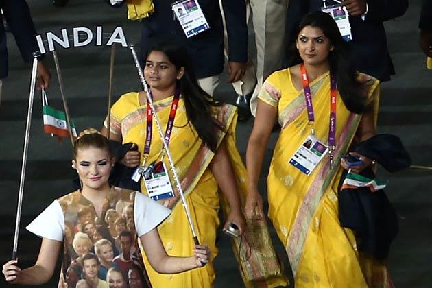 चार साल पहले बीजिंग में भारत ने तीन पदक जीते थे जिनमें अभिनव बिंद्रा का एक स्वर्ण पदक भी शामिल था।