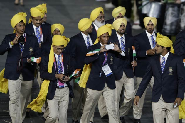 इसके अलावा सुशील और मुक्केबाज विजेंदर ने कांस्य पदक जीता था।</p><p>