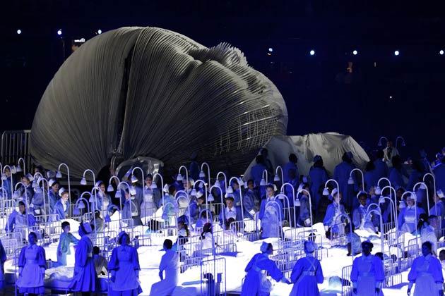 इस साल ओलम्पिक का नारा