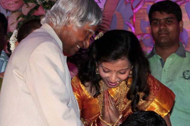 पूर्व राष्ट्रपति एपीजे अब्दुल कलाम। फोटोः पीटीआई (सुभव शुक्ला)