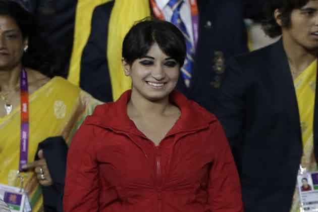 महत्वपूर्ण बात ये है कि न तो किसी भारतीय खिलाड़ी और न ही खेल प्रशासकों को ये पता है कि ये लड़की कौन थी।
