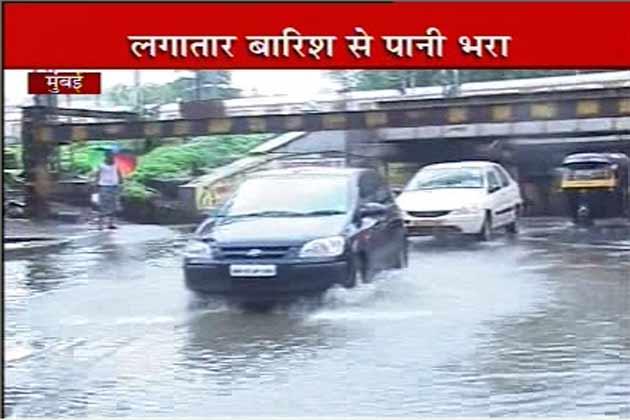 मुंबई का हाल बुरा कर दिया इस बरसात ने