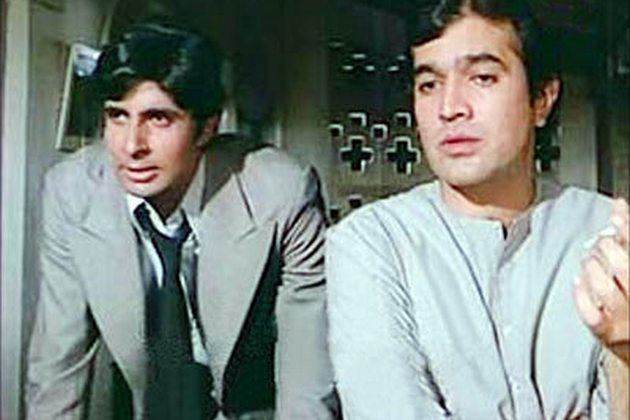 1971 में राजेश खन्ना ने कटी पतंग, आनंद, आन मिलो सजना, महबूब की मेंहदी, हाथी मेरे साथी, अंदाज नामक फिल्मों से अपनी कामयाबी का परचम लहराया।