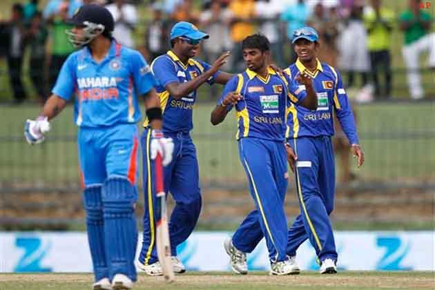 भारत ने श्रीलंका को वनडे सीरीज में 4-1 से धो डाला