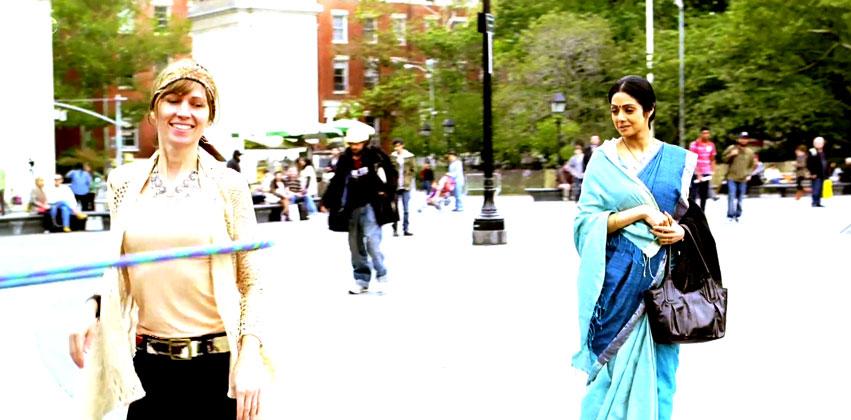 श्रीदेवी की इस फिल्म में अमिताभ बच्चन भी एक झलक दिखाने आएंगे।
