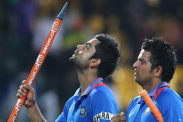 टीम इंडिया की जीत में चमके तिवारी, कोहली और रैना