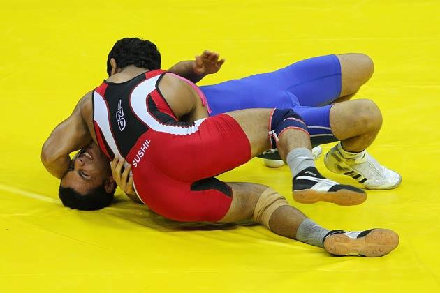 सुशील कुमार चार साल पहले पेइचिंग ओलिंपिक से ब्रॉन्ज मेडल जीत चुके हैं। </p><p>