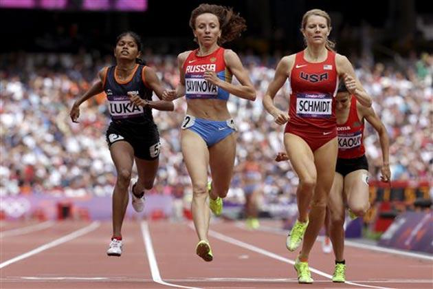 ओलंपिक: फाइनल के लिए क्वालीफाई नहीं कर पाई टिंटू लूका