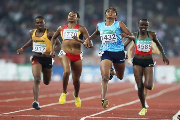 उड़नपरी पी टी ऊषा की शिष्या टिंटू लूका लंदन ओलिम्पिक में 800 मीटर की दौड़ में भाग लेंगी।