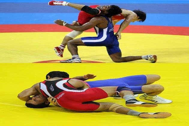 लंदन ओलंपिक में अब पूरे देश की निगाहें बॉक्सर मैरीकॉम, देवेंद्रों सिंह और रेसलरों पर टिकी हैं। जिनसे पूरा देश पदक की उम्मीद लगाए बैठा है।