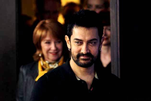 आमिर खान।