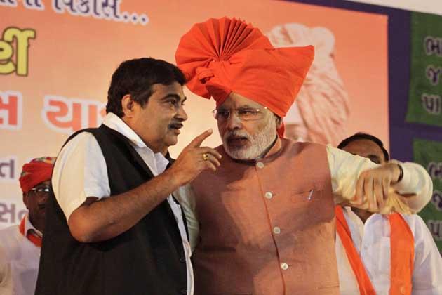 अक्तूबर 2001 में केशुभाई पटेल के इस्तीफे के बाद नरेन्द्र मोदी गुजरात के मुख्यमंत्री बने थे।
