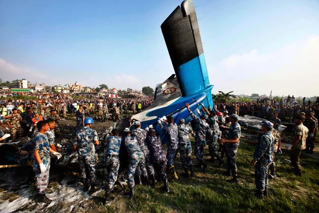 गौरतलब है कि मुश्किल से चार महीने पहले ही पश्चिमी नेपाल में 21 लोगों को ले जा रहा विमान एक चट्टान से टकराकर दुर्घटनाग्रस्त हो गया था। 14 मई को हुई इस दुर्घटना में मरने वालों में सात भारतीय भी शामिल थे।