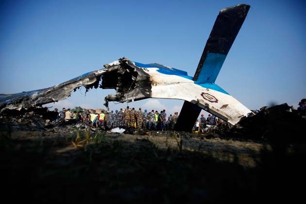 सीता एयर एयरलाइन का डोर्नियर एयरक्राफ्ट 9एन-एएचए सुबह 6.10 बजे काठमांडू में त्रिभुवन अंतरराष्ट्रीय हवाई अड्डे से उड़ान भरने के कुछ मिनट बाद ही वहां से मात्र एक किलोमीटर की दूरी पर दुर्घटनाग्रस्त हो गया था।