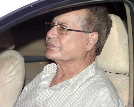 सलमान के पिता सलीम खान।