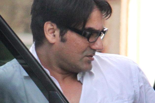सलमान के भाई अरबाज खान।