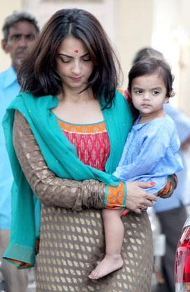 सोहेल खान की पत्नी सीमा।