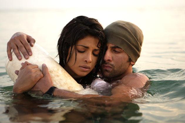 <br /> <br /> <br /> फिल्म अनजाना अनजानी में प्रियंका के साथ।<br /> <br />