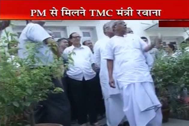 टीएमसी के मंत्रियों ने सौंपा इस्तीफा, पीएम बोले-दुखी हूं