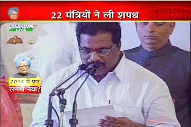 कैबिनेट फेरबदल: आंध्र प्रदेश से सबसे ज्यादा 6 मंत्री बने