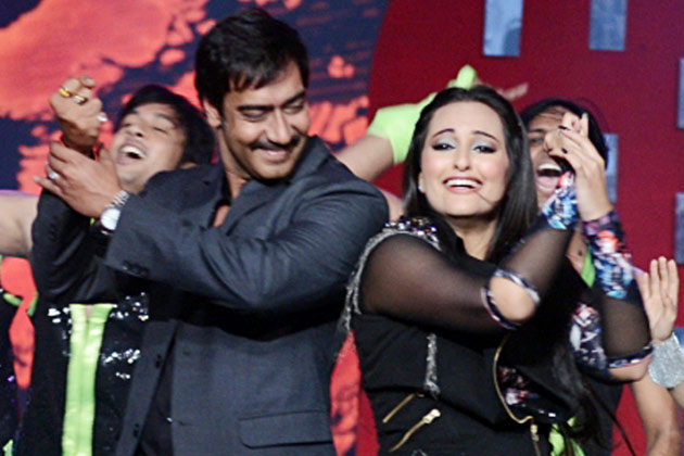 संगीत के क्षेत्र में दिए जाने वाले ग्लोबल इंडियन म्यूजिक अवार्ड्स 2012, मुंबई मे आयोजित किया गया। इस समारोह में सितारों का जमावड़ा देखने को मिला।