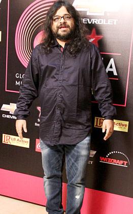 संगीतकार प्रीतम चक्रवर्ती।