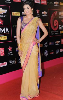 'क्योंकि सास भी कभी बहू थी' फेम टीवी एक्ट्रेस करिश्मा तन्ना।