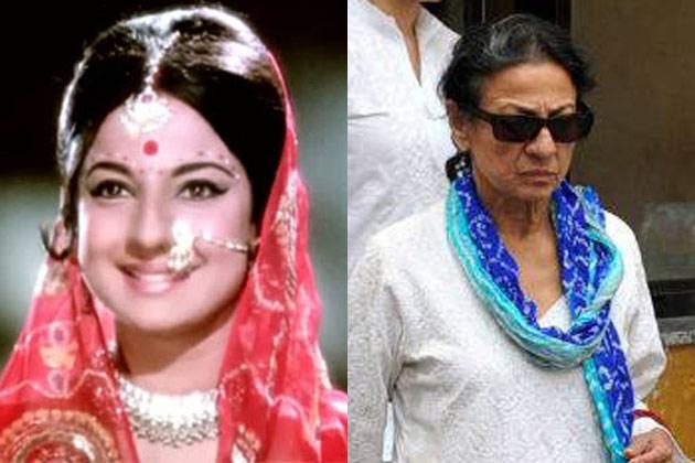 काजोल की मां अभिनेत्री तनूजा 69 साल की हो चुकी हैं। वे जल्द ही रिलीज होने वाली सन ऑफ सरदार फिल्म में दिखेंगी।
