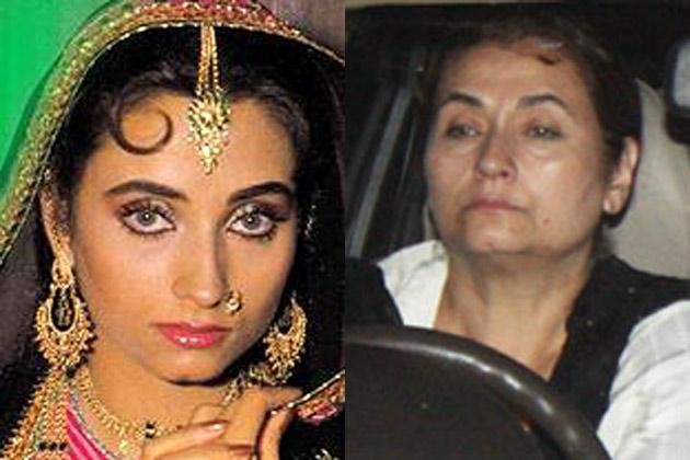 पाक गायिका और अभिनेत्री सलमा आगा  अपनी फिल्म निकाह से घर-घर में पहचानी जाने लगी थीं। वे 54 साल की हो चुकी हैं।