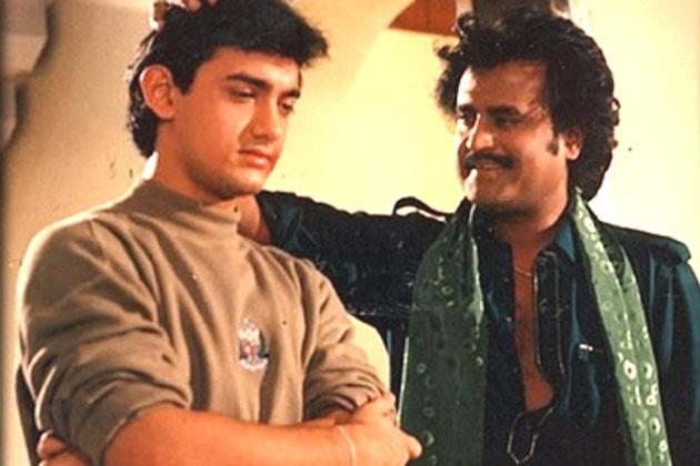 'द गॉडफादर' से प्रभावित आमिर की आतंक ही आतंक भी बुरी तरह नाकाम रही। इस फिल्म में रजनीकांत भी थे।